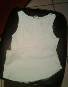 Kleidung & Accessoires Größe Xs 34 Mint Mit Traditionellen Methoden Erfinderisch H&m Top L.o.g.g Blusen, Tops & Shirts