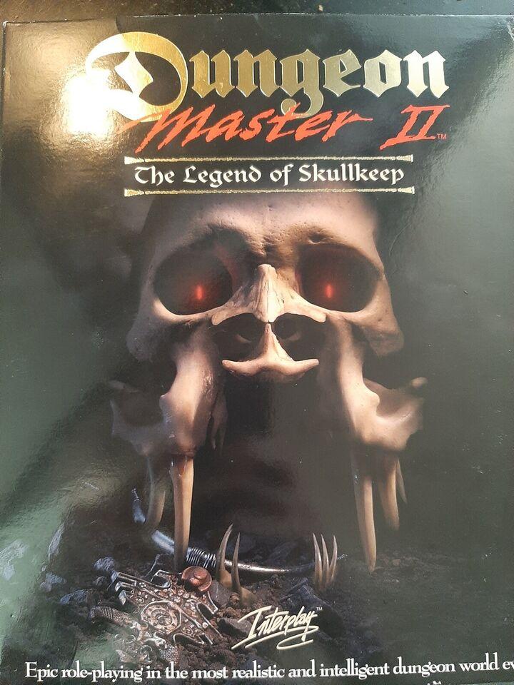 Dungeon master 2, til pc, anden genre