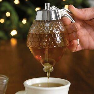 Drip-Honey-Dispenser-Syrup-Juice-Dispenser-Avoid-Sticky-Kitchen-Accessories