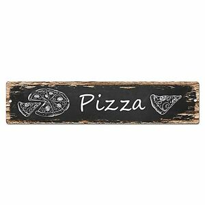 SP0029-Pizza-Street-Sign-Bar-Store-Shop-Cafe-Home-Kitchen-Shabby-Chic-Decor