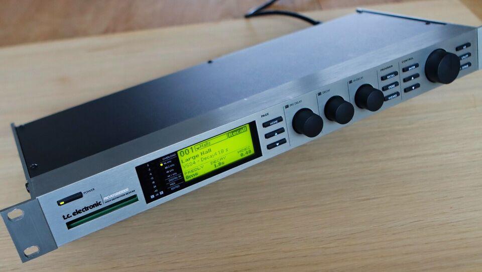 Reverb, TC Electronic Reverb 4000