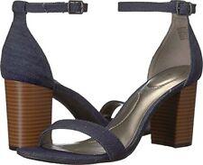 253efde73c81c7 Bandolino Womens Avito Wedge Sandal Denim 9.5 M US for sale online ...