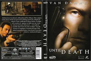 UNTIL-DEATH-2007-dvd-ex-noleggio