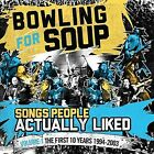 Bowling for Soup Songs People Actually Liked Volume 1 CD 2015