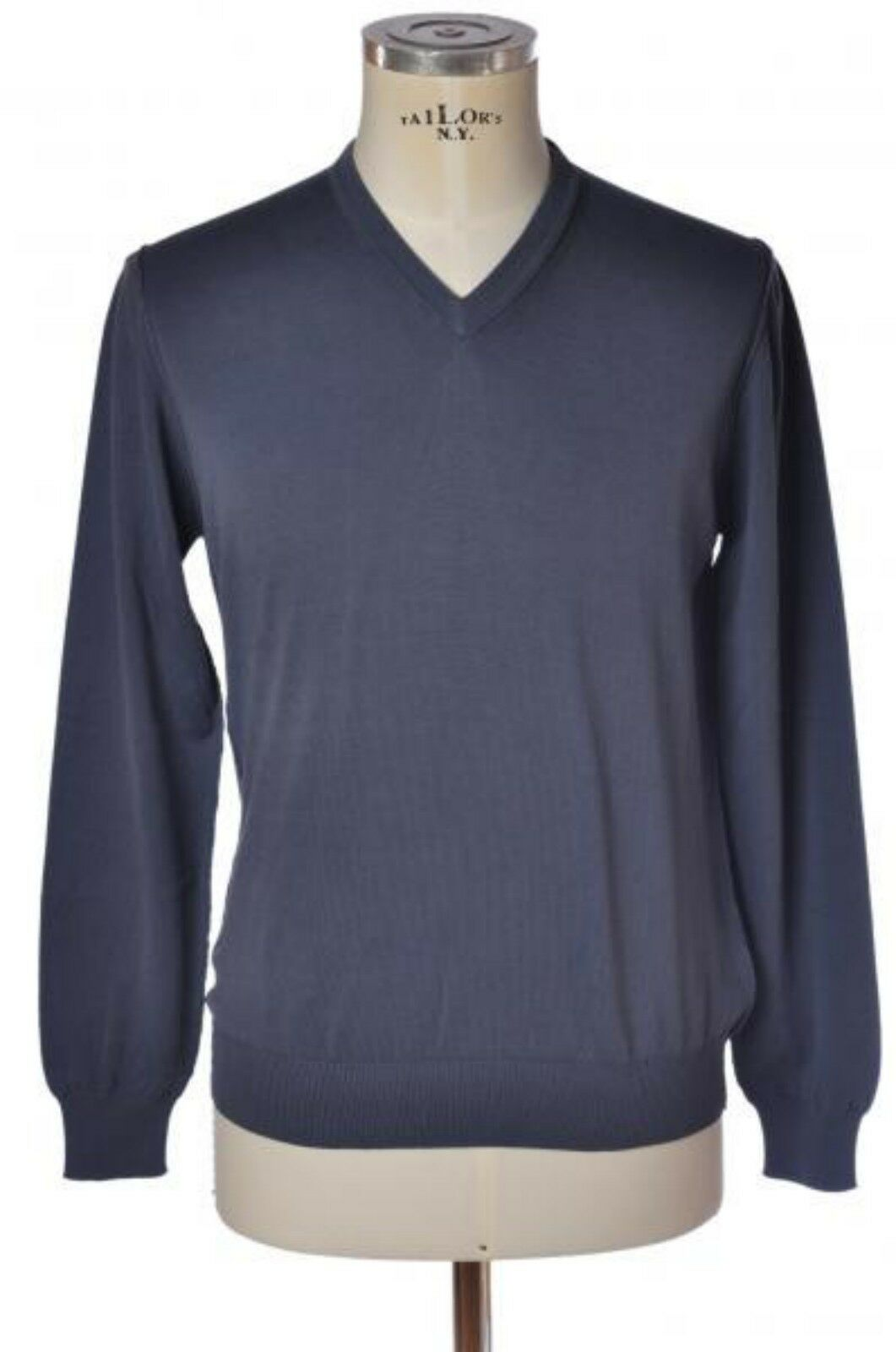 Alpha  -  Sweaters - Male - 46 - Blau - 1486318B165211