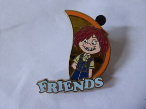 Disney-Intercambio-Broches-112356-Mejores-Amigos-Series-Carl-amp-Ellie-Ellie