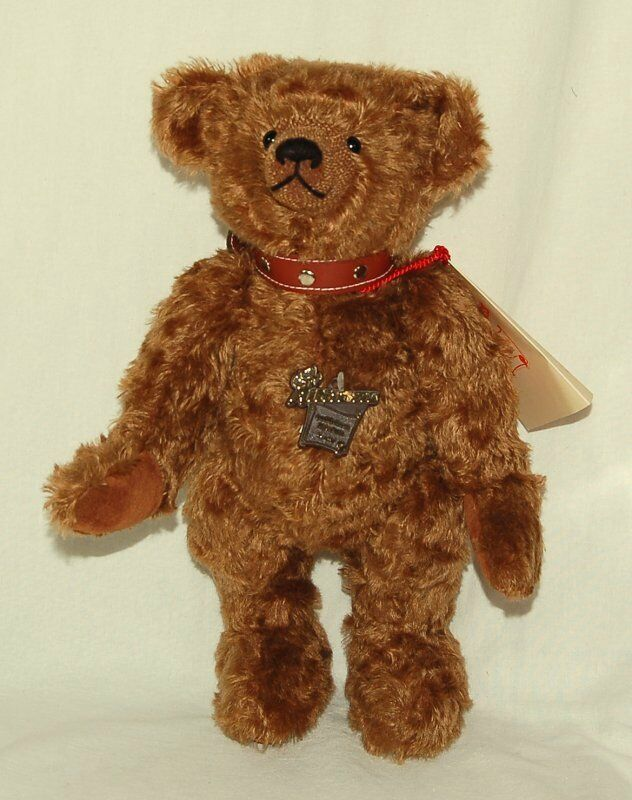 Althans Teddy 32 cm - Limited Edition Edition Edition (941 2000) mit Stimme - unbespielt in OVP 2e50c7