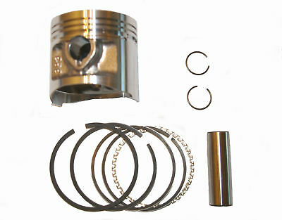 honda cb125t cb125td piston kit standard 1978 1989 twin. Black Bedroom Furniture Sets. Home Design Ideas