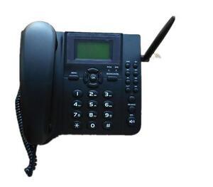 GSM-Fixed-Wireless-GSM-Desk-Desktop-Phone-Speaker-SMS-Quadband-Function-P