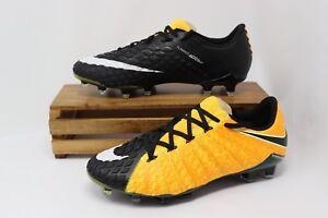 a3e84e0b183 Nike Hypervenom Phantom III FG Soccer Cleats Laser Orange 852567-801 ...
