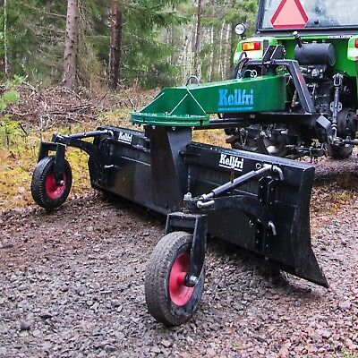 Kellfri Heavy Duty 2.5mtr Dozer Blade Push/pull Snow Plough £1250+vat Good For Energy And The Spleen Heavy Equipment, Parts & Attachments Business & Industrial
