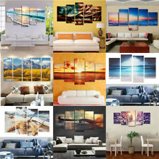 Unframed Modern Art Oil Painting Print Picture Home Wall Room Decoration 16x12in