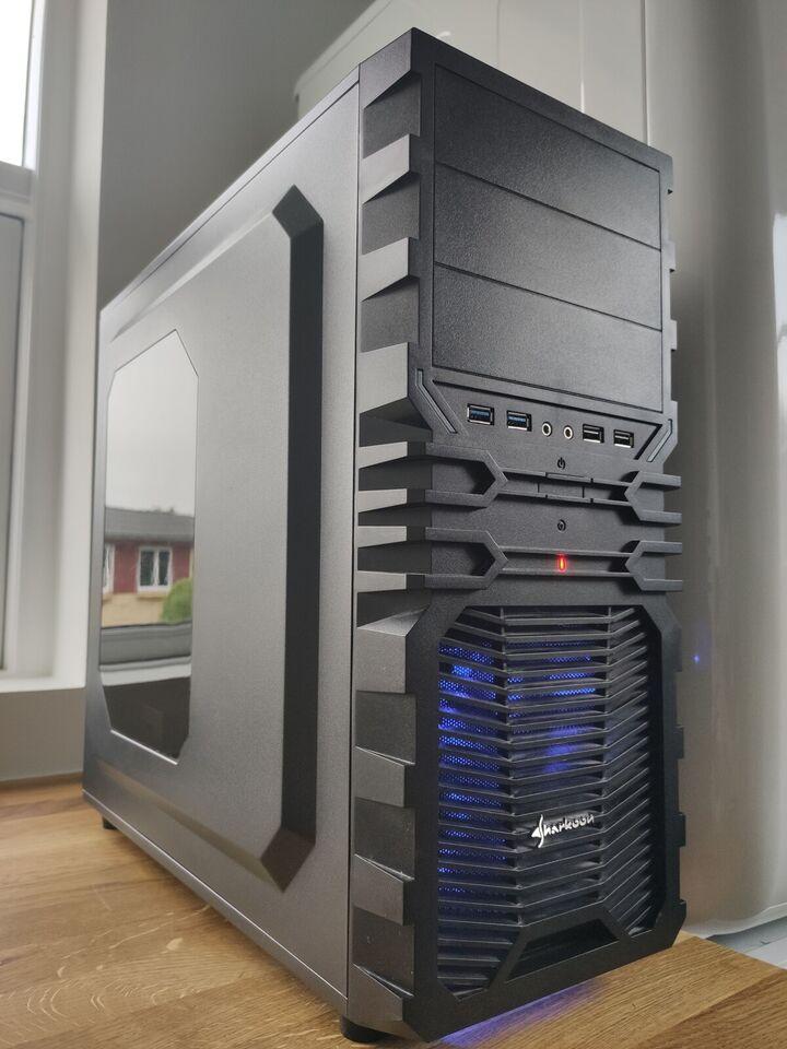 Selvbyg, Gigabyte GT 740 OC, Core i7 3770