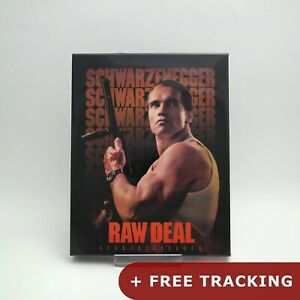Raw Deal .Blu-ray Limited Edition