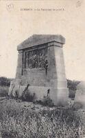COMBLES le monument du point X timbrée 1933