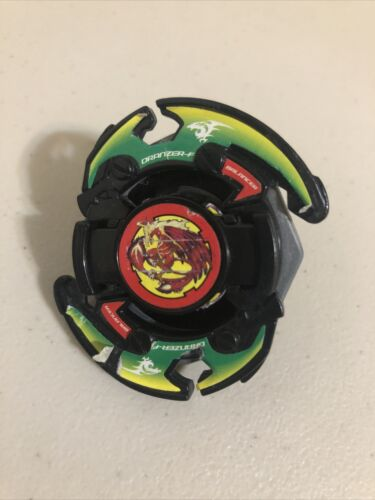 US Seller Hasbro Beyblade V Force Black Dranzer F With Ripcord And Launcher