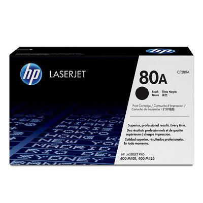 HP 80A / CF280A Toner Original f. LaserJet Pro 400 M401dn / M401dne / MFP M425dn