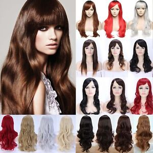 Us-Stock-Long-Hair-Cosplay-Wig-Full-Head-Wigs-With-Bangs-For-Women-Girls-Dress