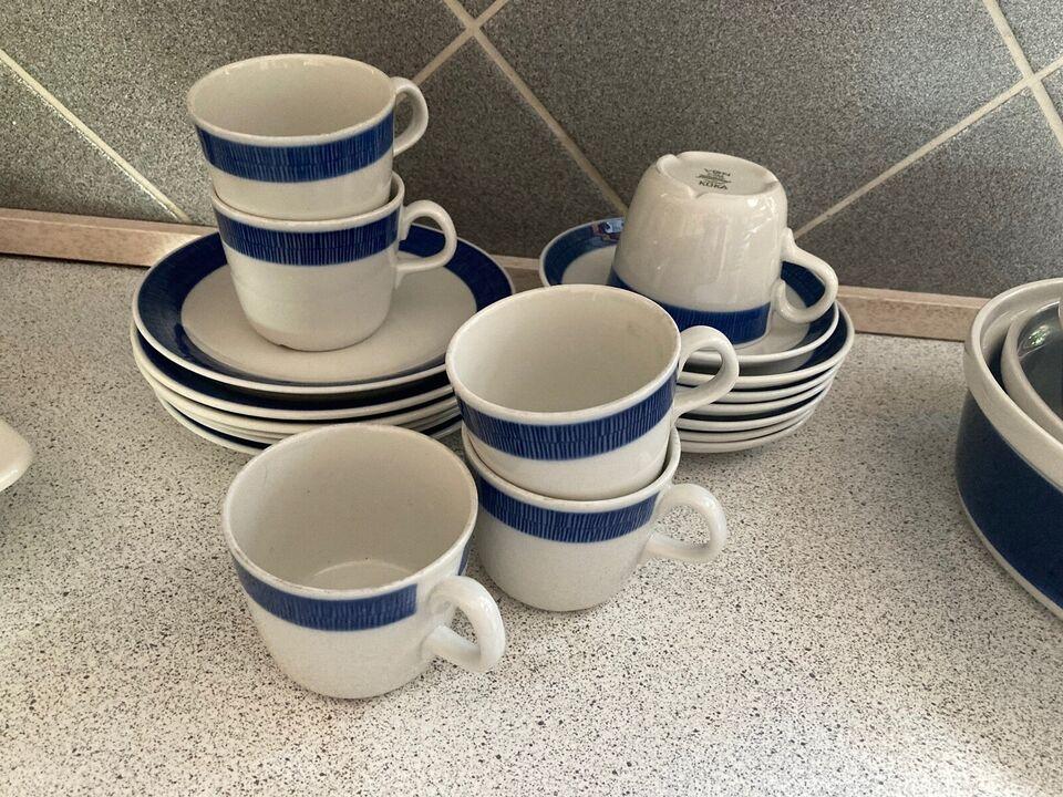 Porcelæn, Kaffesæt a 3 dele
