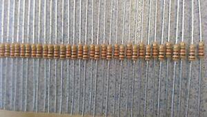 100 x 3.3R Resistors 5/% 1//4W E12 Series Resistor CR25