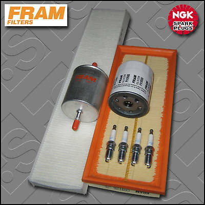 SERVICE KIT for FORD MONDEO MK3 2.0 16V PETROL OIL AIR FUEL FILTERS 2002-2007