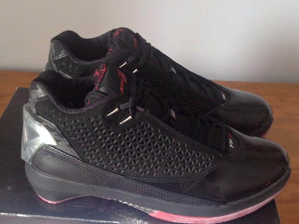 best website 3b2e4 03ce8 Nike Air Air Air Jordan 22 5 8 Low DS Mens Size 8 RARE ea75e6