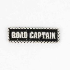 Biker Motorrad Club Member MC Road Captain Master Pin Anstecker Anstecknadel NEU