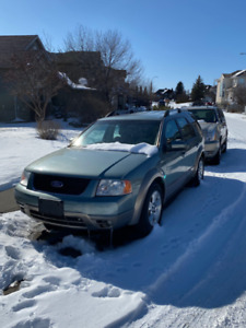 2005 Ford Freestyle - All Wheel Drive