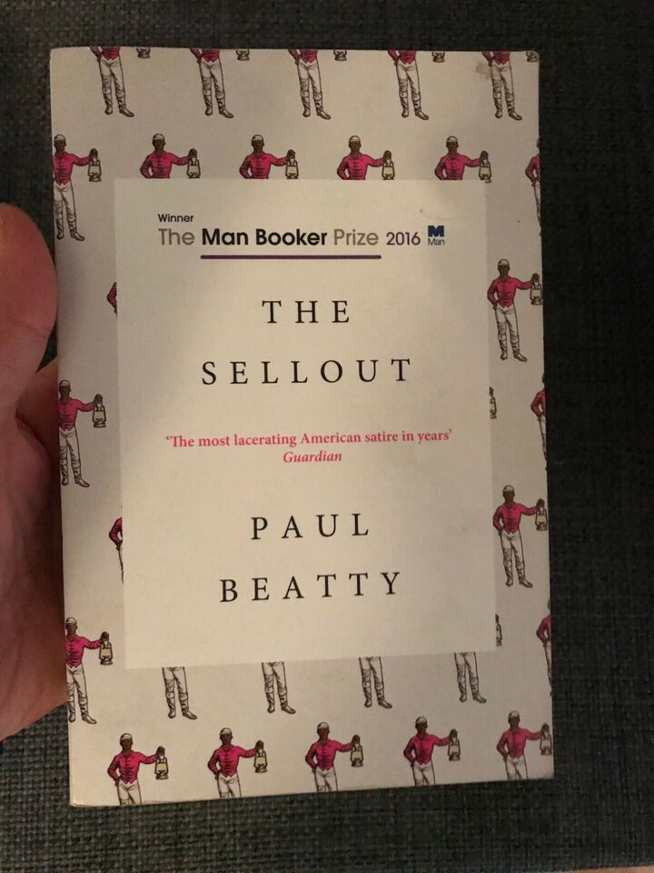 The Sellout, Paul Beatty, genre: humor