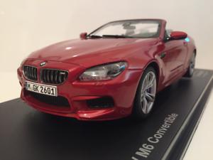 promociones de equipo Paragon Paragon Paragon 97063 BMW M6 Converdeible Cabrio italiano Naranja Escala 1 18 Nuevo  80% de descuento