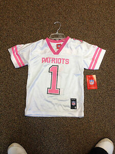 pink patriots jersey