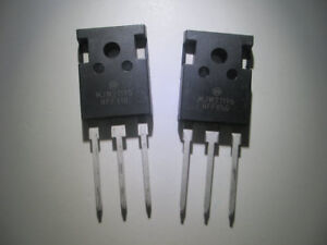 5pair-MJW21195-MJW21196-Encapsulation-TO-247-Silicon-Power-Transistors