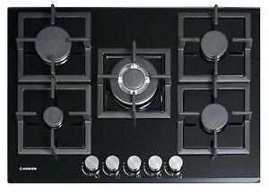 spitzenpreis luxus gaskochfeld 70cm gasfeld 5 brenner wok inkl propangas neu ebay. Black Bedroom Furniture Sets. Home Design Ideas