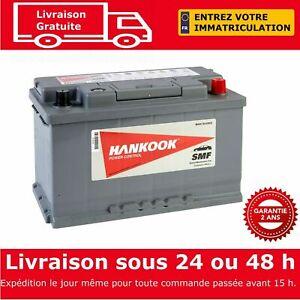Hankook-58043-Batterie-de-Demarrage-Pour-Voiture-12V-80Ah-315-x-174-x-190mm