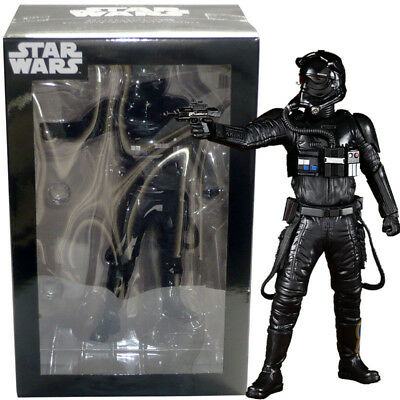 Star Wars First Order Tai Fighter Pilot Figure Premium SEGA 1//10 Scale JAPAN NEW