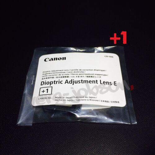1 diopter-adjustment corrección de lente Ocular Para Eos Kiss Nuevo Canon adjuste