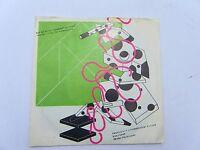 "IAN DURY & THE BLOCKHEADS HIT ME WITH YOUR RHYTHM STICK 1978 STIFF 7"" UK 45 RPM"