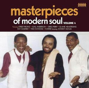 MASTERPIECES-OF-MODERN-SOUL-VOLUME-4-Various-NEW-amp-SEALED-CD-KENT-NORTHERN-R-amp-B