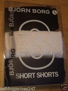 3488a2c1 Das Bild wird geladen bjorn-borg-3-pack-herren-blau-tiefe-boxershorts-