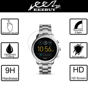 Premium-Tempered-Glass-Screen-Protector-For-Fossil-Q-Explorist-Gen-3