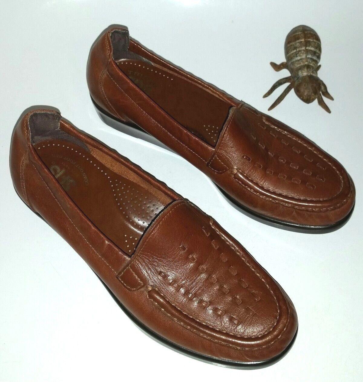 SAS Tripad Comfort Woven Weave Woven Comfort Pelle Moc  Toe Loafers  Moc  3a1299