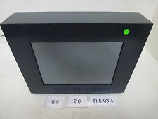 "Christ Elektronik E 700 415 Touch-It Comfort 10,4"" TFT Operator Panel"