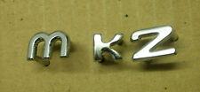 "ASTON MARTIN DB6 MK 2  CHROME "" MK2 "" BADGE"