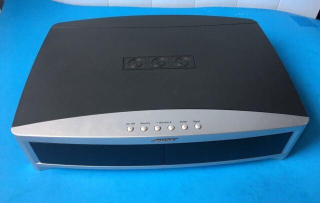 Bose AV-321 Series II Media Center Home Theater DVD Player 3-2-1