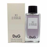 10 La Roue De La Fortune By D&g Eau De Toilette Spray 100 Ml/3.3 Fl.oz. (t)