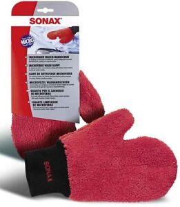 SONAX-Microfaser-Waschhandschuh-Autowaesche