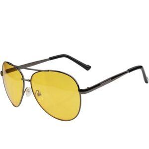 f3d573c0b1e Image is loading Aviator-Night-Vision-Glasses-Polarized-Driving-Yellow-Lens-