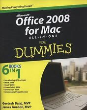 Office 2008 for Mac All-in-One For Dummies-ExLibrary