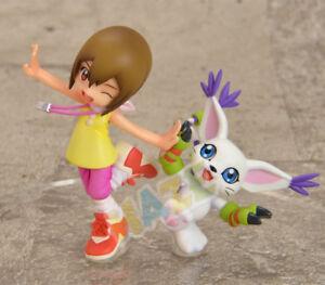 Digimon-Gatomon-Yagami-Hikari-Tailmon-Digital-Adventure-Action-Figure-Model-Toys
