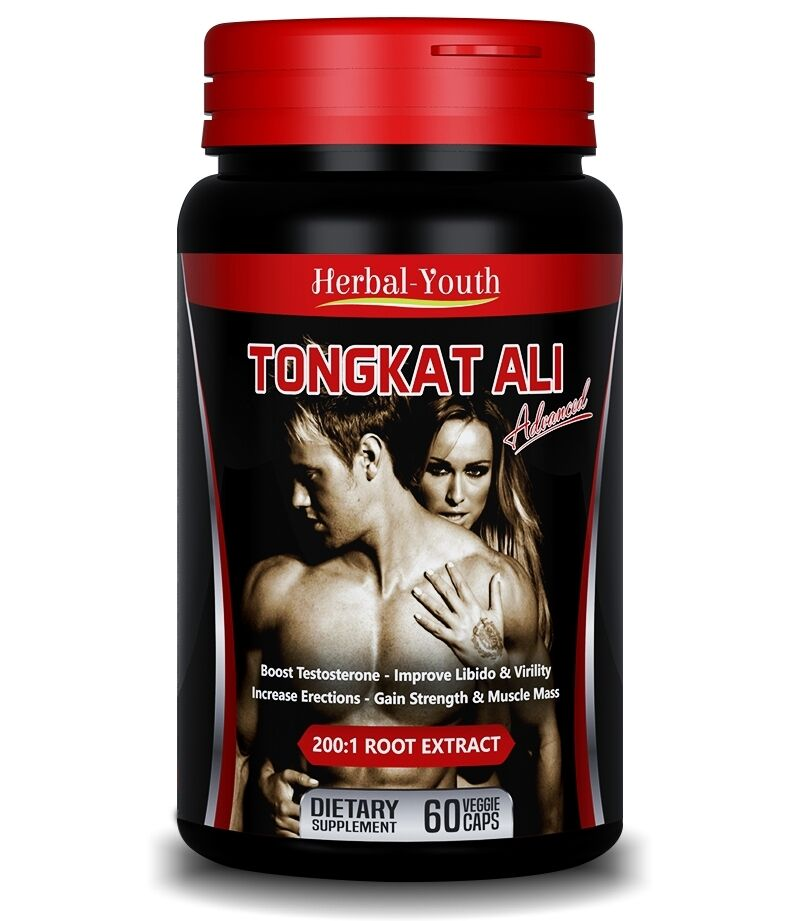 Tongkat Ali Male Enhancement Pills 2001 Extract Sexual -7405